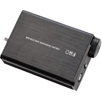 E10 USB DAC Headphone Amplifier