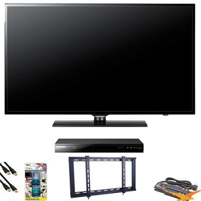 UN60EH6000 60 inch 240hz LED HDTV Blu Ray Bundle