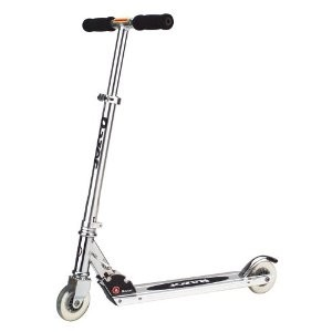 A Scooter (Clear) - 13003A-CL