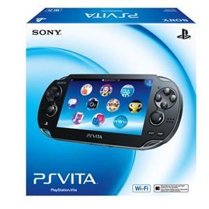 PS Vita WiFi  -  OPEN BOX