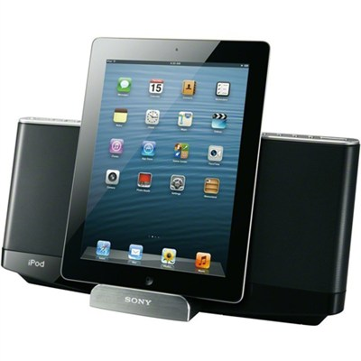 Portable Bluetooth Speaker Dock with Lightning Connector for Apple - OPEN BOX