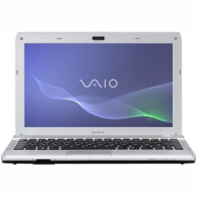 VAIO VPCYB33KX - 11.6 Inch Notebook PC - Silver E-450 Processor - OPEN BOX
