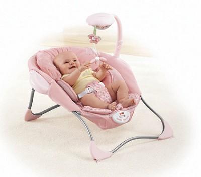 Butterfly Pink Papasan Seat