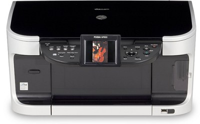 PIXMA MP800 Photo All-In-One Printer w/ 3.5-ich Color LCD Viewer