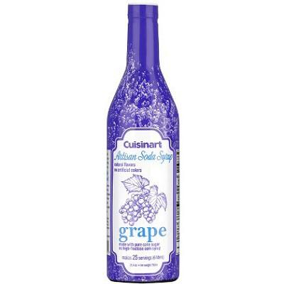 Artisan Soda Syrup, 750ml - Grape