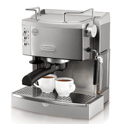 Stainless Steel Pump Espresso Maker - EC702