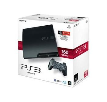 PlayStation 3 Console 160GB System Core - OPEN BOX