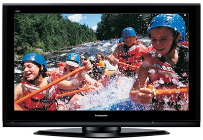 TH-58PZ750U - 58` High-def 1080p Plasma TV