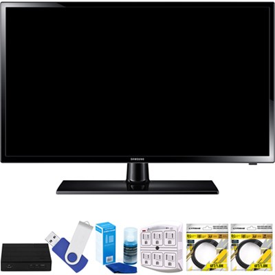 19` 720p LED HDTV Clear Motion Rate 120 with Terk Tuner Bundles