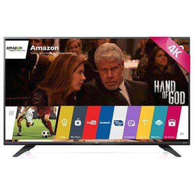 43UF7600 - 43-Inch 2160p 120Hz 4K Ultra HD Smart LED TV with WebOS