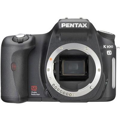K100D Digital SLR Body (lens not included)