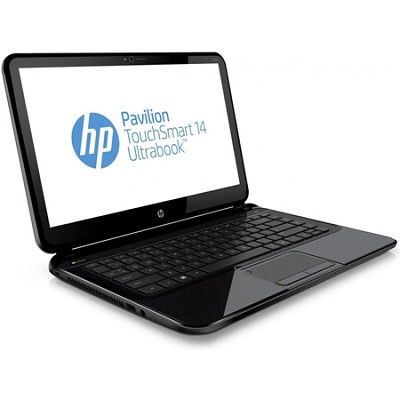 Pavilion TouchSmart 14` HD 14-b170us Ultrabook PC - OPEN BOX