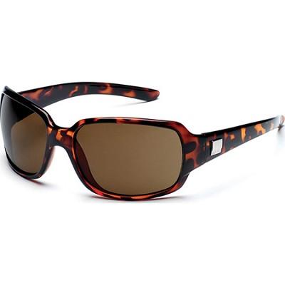 Cookie Sunglasses Tortoise Frame/Brown Polarized Lens