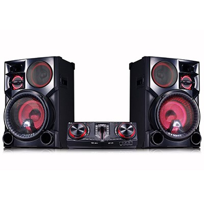 CJ98 3500W Hi-Fi Bluetooth Shelf Audio System Box #2 for SKU LGCJ98