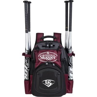 EB 2014 Series 7 Stick Baseball Bag, Maroon - EBS714-SPMR