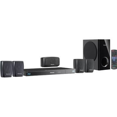 SC-BTT270 5.1 Channel 3D Blu-Ray WiFi Cinema Surround Home Entertainment System