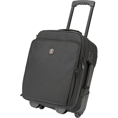 SpeedRoller 1 Rolling Photo/Computer Case (Black)