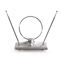 TV3 Amplified Indoor Antenna with TV/Video Switch