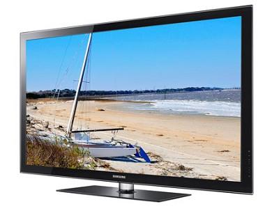PN58C590 58` 1080p Plasma HDTV