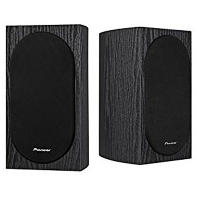 Andrew Jones Designed 4` Compact 2-Way Bookshelf Speakers (Pair) - SP-BS22-LR