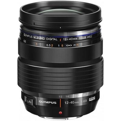 M. Zuiko Digital ED 12-40mm f2.8 PRO Lens - EZ-M1240(U)BLK