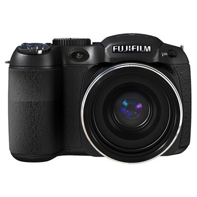 FinePix S1800 18x Wide Angle Zoom 12 MP Digital Camera - REFURBISHED