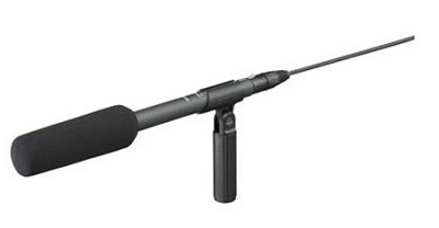 ECM674 Short Shotgun Microphone