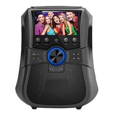 Portable Bluetooth Karaoke System - SC-3077K