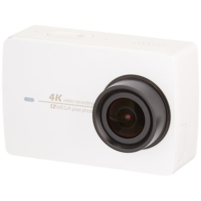4K Sports and Action Video Camera (US Edition) White Pearl (OPEN BOX)