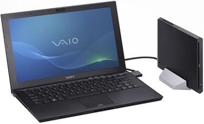 VAIO VPCZ213GX/B - 13.1 Inch Core i5-2410M Processor