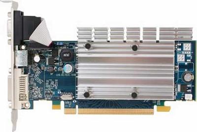 HD3450 PCIE 256MB DDR2 DVI-I TV OUT VGA 64BIT 300W