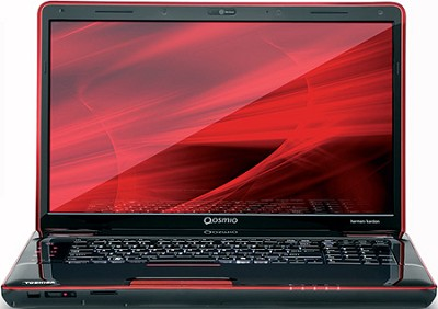 Qosmio X505-Q860 18.4 inch Notebook PC
