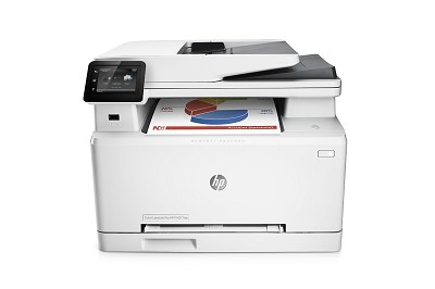 LaserJet M277DW Laser Wireless Color Multifunction Printer
