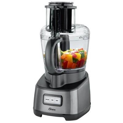 FPSTFP4250 Stainless-Steel 500-Watt 11-Cup Wide-Mouth Food Processor