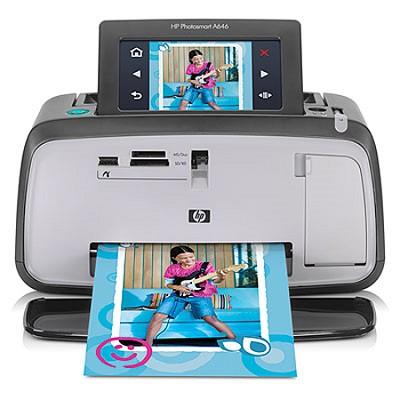 Photosmart A646 Compact Photo Printer