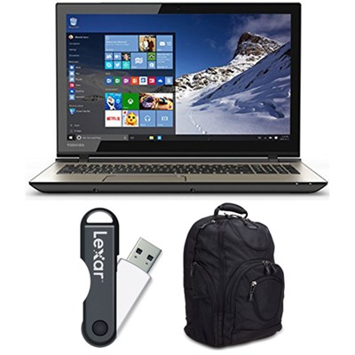 Satellite S55-C5248 15.6` Intel Core i7-4720HQ Notebook + Extreme Backpack + Mem
