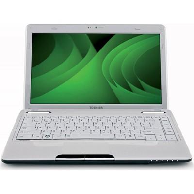 Satellite 13.3` L635-S3100WH Notebook PC - White Intel Pentium P6200 Processor
