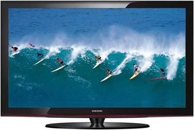 PN42B450 42` High-definition Plasma TV