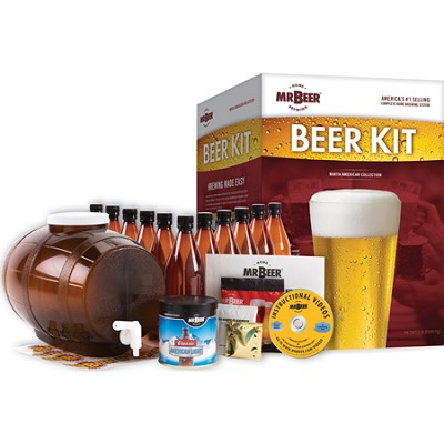 North American Collection Home Brew Beer Kit