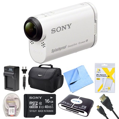 HDR-AS200V Action Cam Bundle