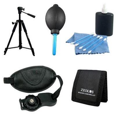 Tripod Accessory Kit for SLR Cameras