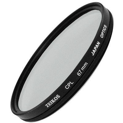 67mm Circular Polarizer Filter