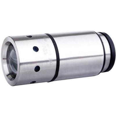 880060 Automotive LED Flashlight - Silver