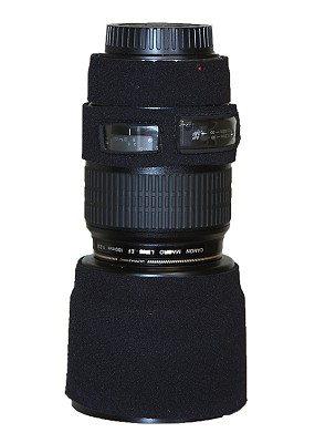Lens Cover for the Canon AF 100mm 2.8 Macro Lens - Black