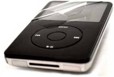 invisibleSHIELD for Video iPod (30GB) Full Body