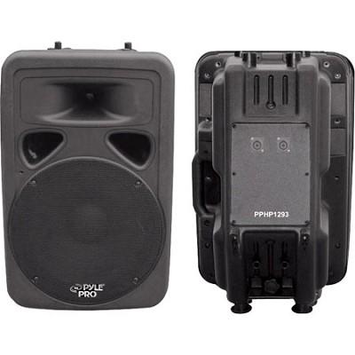 800 Watt 12'' Two-Way Plastic Molded Loudspeaker