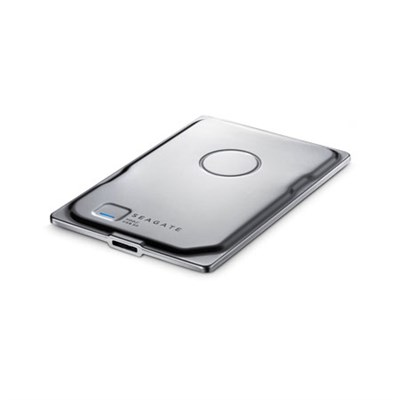 Seven Ultra Slim 500GB Portable External Hard Drive (Silver) STDZ500400