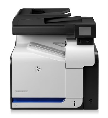 LaserJet Pro 500 color MFP M570dn (CZ271A) - OPEN BOX NO INK