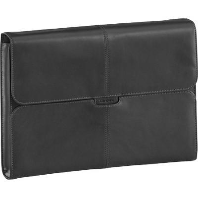 TES004US Hughes Slipcase Designed to Protect 15.6-Inch Laptops (Black)