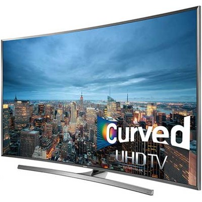 UN50JU7500 - 50-Inch Curved 4K 120hz Ultra HD Smart 3D LED HDTV